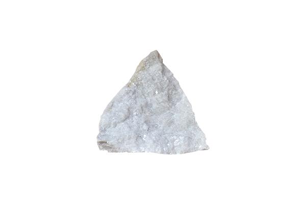Magnesite raw ore